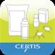 List_certis_productboek