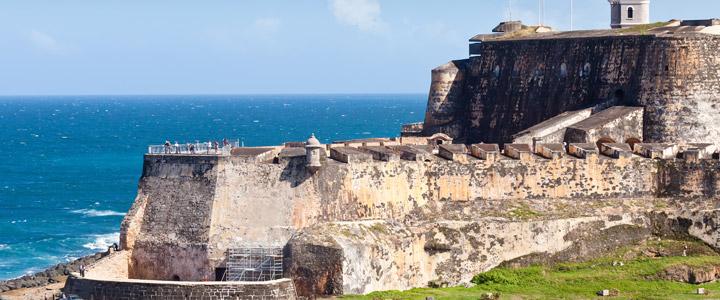 Cuba El Morro kasteel