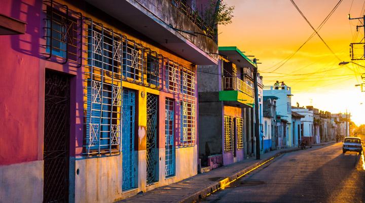 Cuba straten