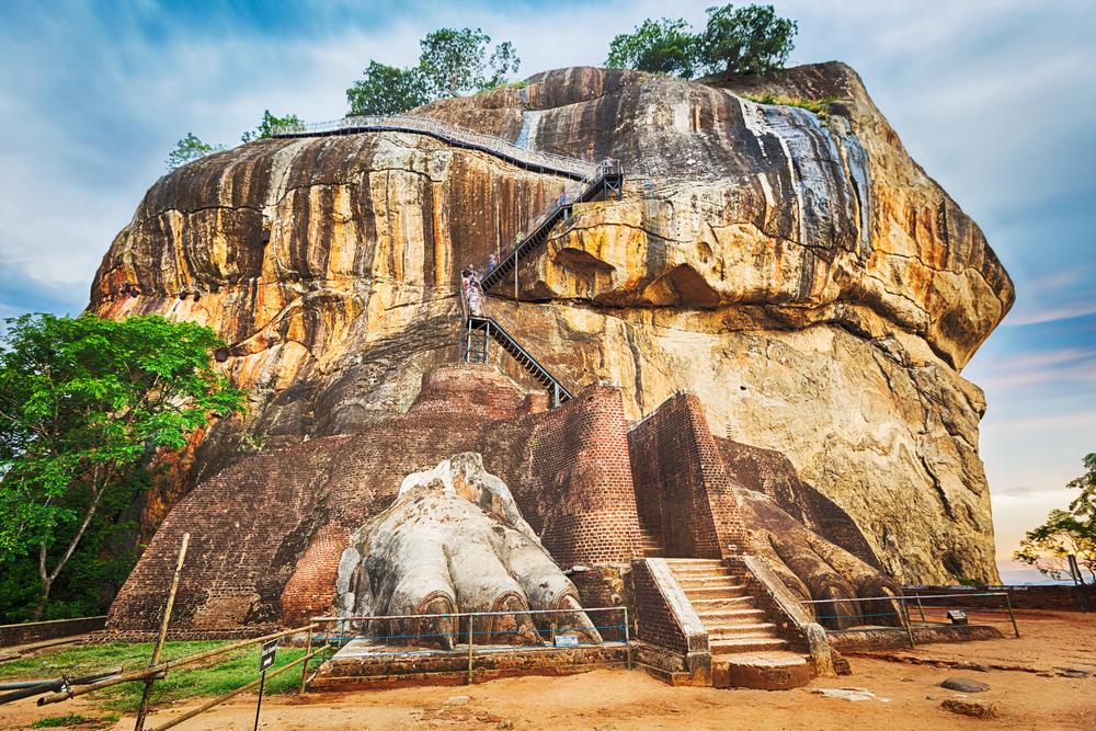 Wat te doen in Sri Lanka - de Leeuwenrots