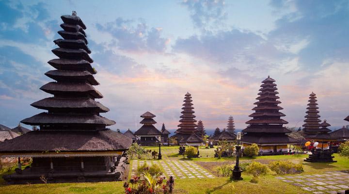 Indonesie Besakih