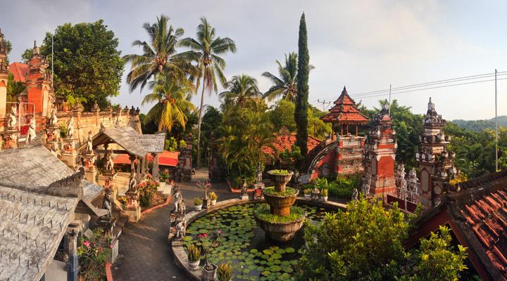 Indonesie bali tempel