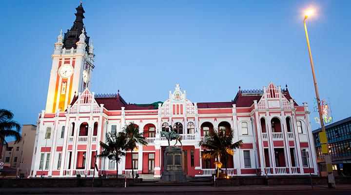 Geschiedenis Zuid Afrika