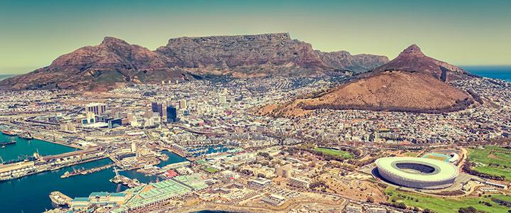 Kaapstad Zuid Afrika