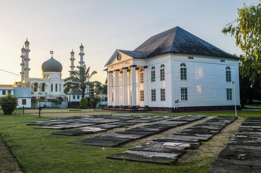 Wat kun je doen in Paramaribo, Suriname?