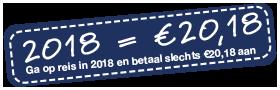 Aanbetalingsactie 2016