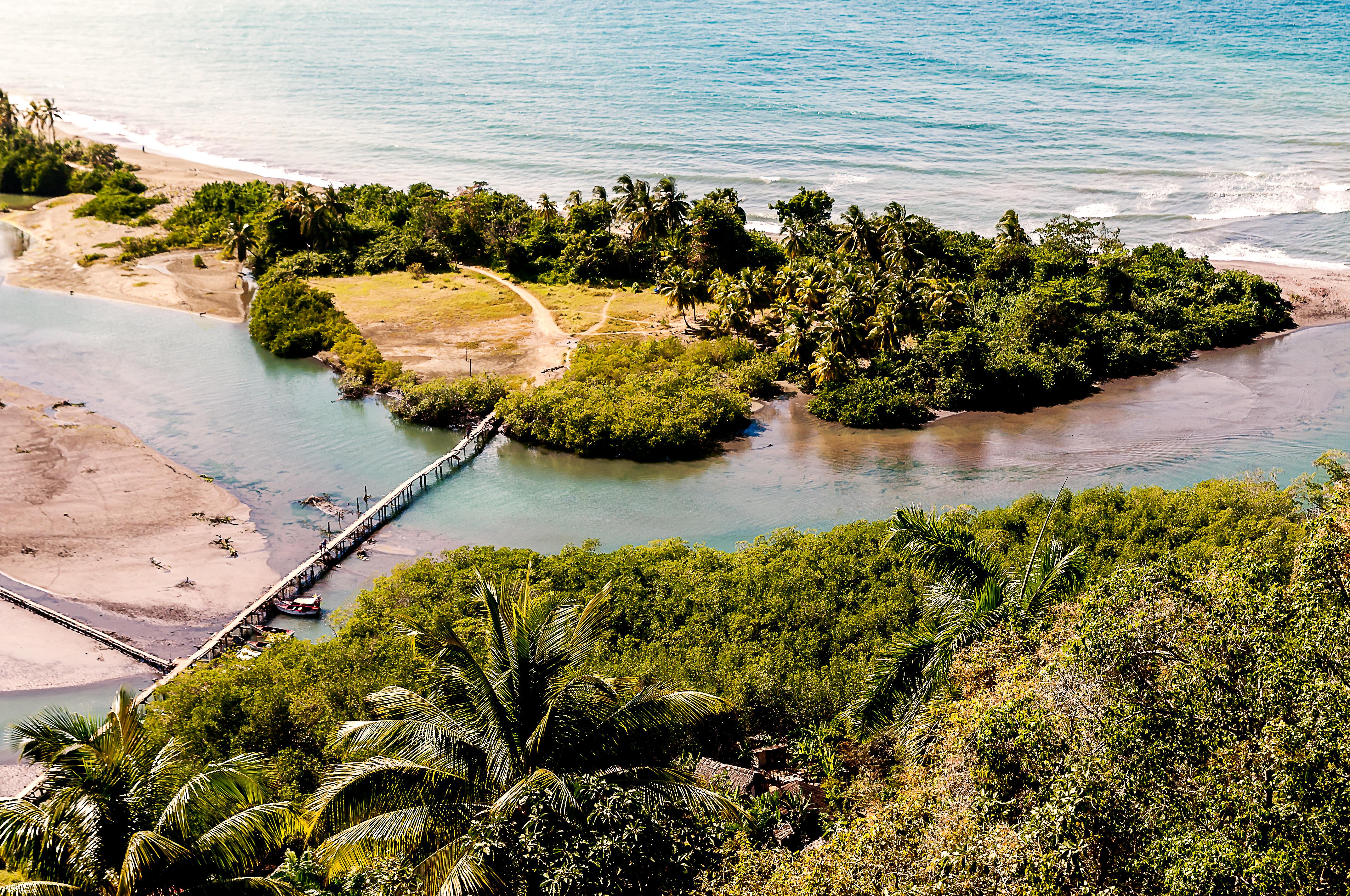 Witte stranden Cuba
