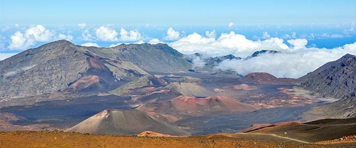 Haleakala nationaal park