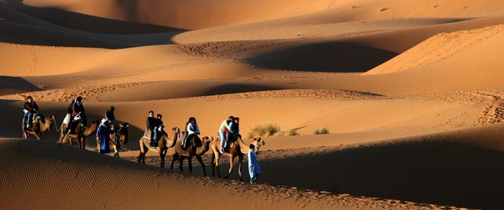 Sahara groepsreis Marokko