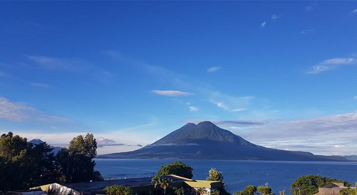 het meer van Atitlán