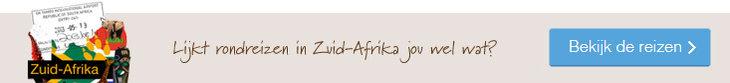Zuid-Afrika reizen