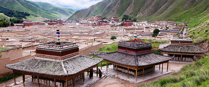 Labrang klooster