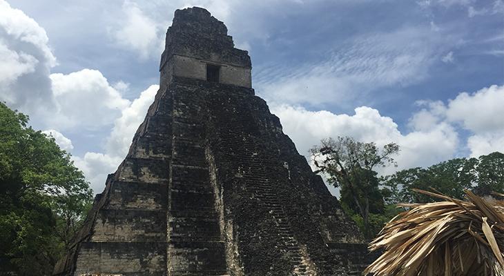 tempel van tikal