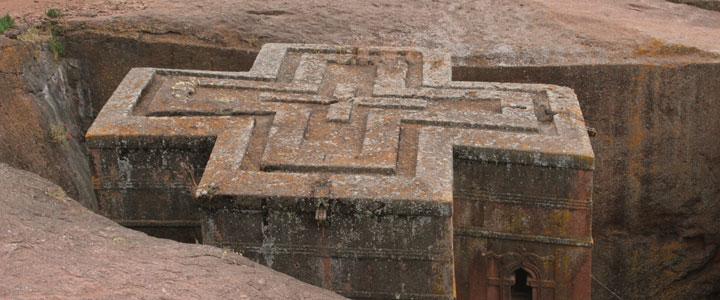 Rotskerken van Lalibela
