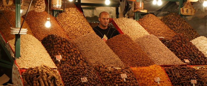 Grote souks groepsreis Marokko