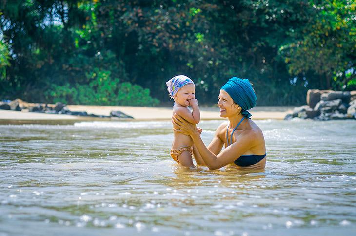 Met de kinderen naar Sri Lanka