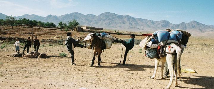 Saghro familiereis Marokko