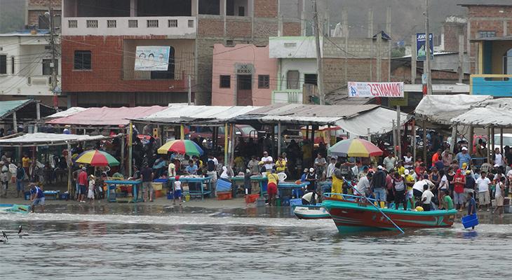 Boten in Ecuador