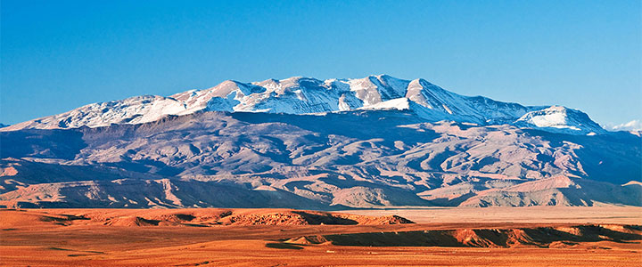Atlasgebergte groepsreis Marokko