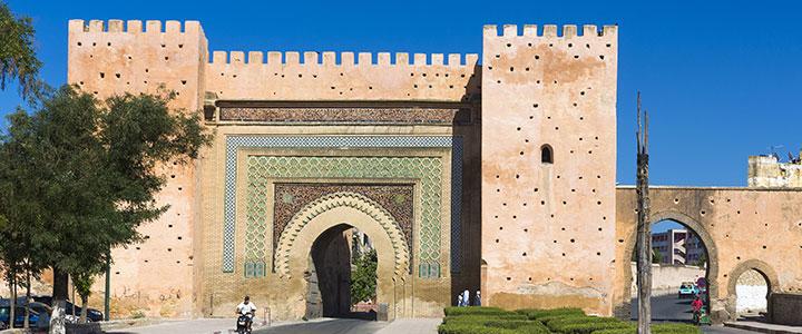 Meknes familiereis Marokko