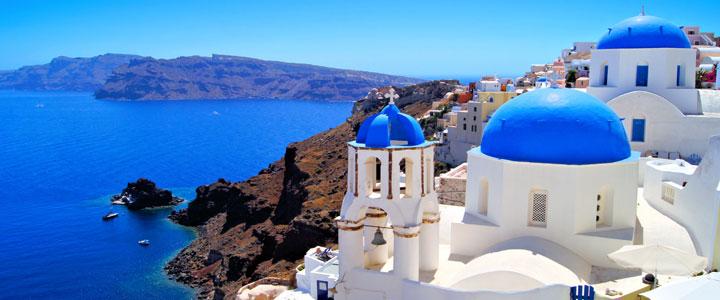 Santorini Griekenland