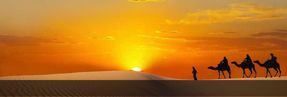 Marokko vakantie woestijn