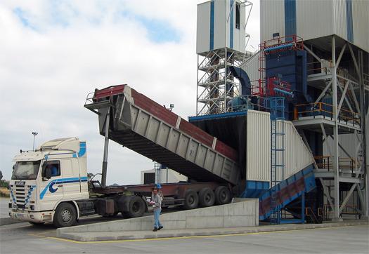 De SAMSON® Feeder voor stofvrij lossen van bulkgoederen - Het portaal ...
