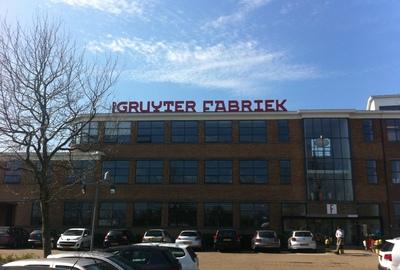 De Gruyter Fabriek - fase 1