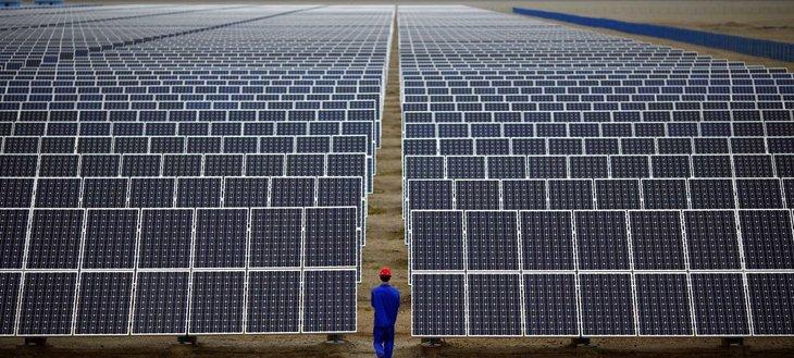 Normal solar energy panels 1