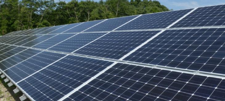 Normal solar panels