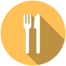 Location dining icon 01