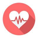Location luister naar het ritme van je hart