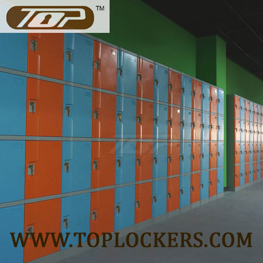 Large_four-tier-plastic-cabinets-abs-knocked-down-orange