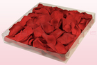 Final check 1 litre box preserved rose petals red