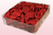 2 Liter Karton Konservierte Rote Rosenblätter