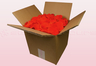 8 Litre box With Preserved Orange Rose Petals