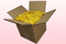 8 Litre box With Preserved Yellow Rose Petals