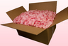 24 Litre box With Preserved Pale Pink Rose Petals