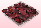 Final check 1 litre box freeze dried burgundy rose petals