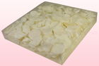 Final check freeze dried hydrangea petals  1 litre box  ivory  sweet colours