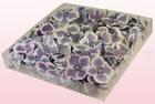 Final check 1 litre box freeze dried hydrangea petals lilac and white