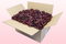 24 Litre Box Burgundy Freeze Dried Rose Petals