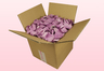 8 Litre Box Lavender Coloured Rose Petals