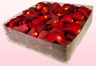 2 Litre Box Bright Red Freeze Dried Rose Petals