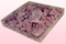 1 Liter Verpackung Mit Lilafarbige Hortensieblätter