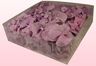 2 litre box with lilac freeze dried hydrangea petals