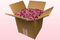 8 Litre Box Mauve Coloured Freeze Dried Rose Petals