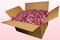 24 Litre Box Mauve Coloured Freeze Dried Rose Petals
