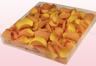 Emballage 1 litre de pétales de roses lyophilisés couleur ocre