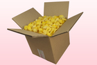 Final check 8 litre box with yellow freeze dried rose petals